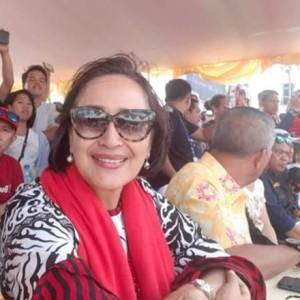 Karen Tambayong saat menjadi juri di ToF 2019