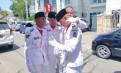 Rasa Haru di Wajah Pasukan Paskibra Kota Manado Usai Upacara Penaikan Bendera