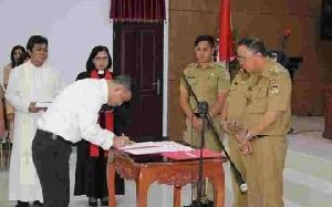 RR-RD Kembali Bongkar Kabinet, Wagey Gantikan Siagian Sebagai Asisten II