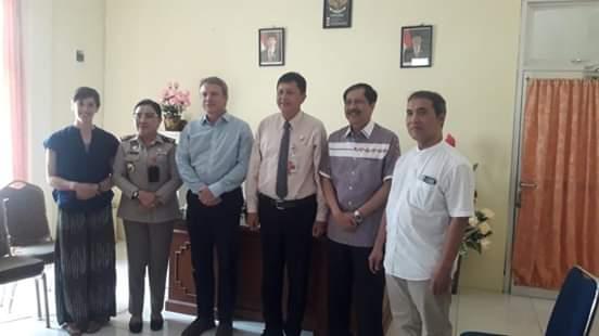 Pembebasan Lahan HGU Mangkit, Lembaga Internasional Pengembangan Desa Apresiasi Pemkab Mitra