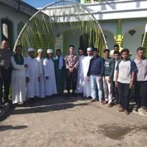 Ratusan Personel Polres Minsel, Kawal Perayaan Idul Adha