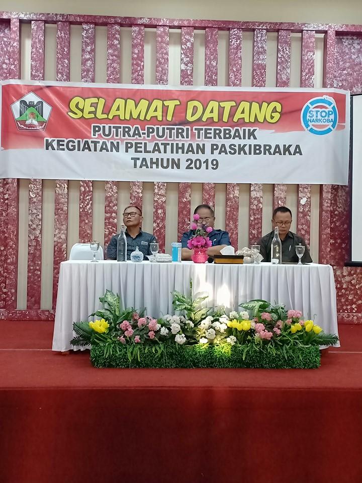 SEkretaris Kota, Ketua Tim Pelatih dan Sekretaris Dispora Tomohon