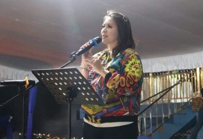 Ketua Panitia Manado Fiesta 2019, Coreta Kapoyos