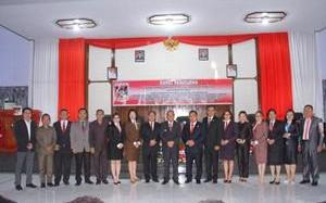 DPRD Kabupaten Minahasa Gelar Rapat Paripurna Mendengarkan Pidato Presiden RI