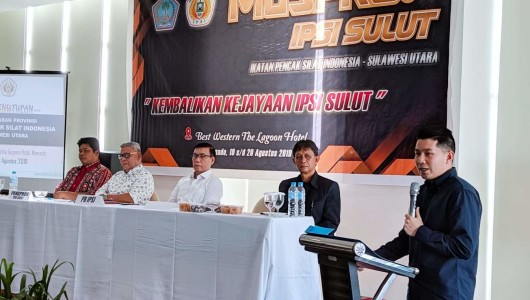 Ivan Lumentut: Kita Kembalikan Kejayaan IPSI Sulut !!