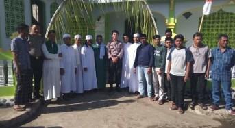 Ratusan Personel Polres Minsel Kawal Perayaan Idul Adha