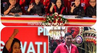 Apresiasi Megawati, Keinginan James Sumendap Terwujud di Kongres V PDI-P