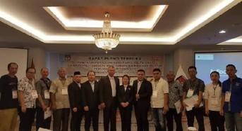 KPU Resmi Tetapkan 30 Kursi DPRD Minsel Periode 2019- 2024