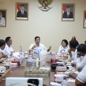 staf khusus gubernur Sulut