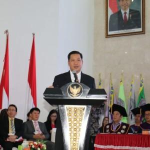 Wakil Gubernur Sulut Steven O.E Kandouw