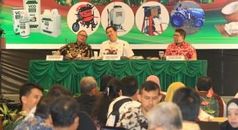 Sulut Tuan Rumah Penyusunan RKA-KL Perkebunan Wilayah Indonesia Timur