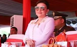 CEP-FDW Kompak Hadiri Upacara HUT ke-55 Provinsi Sulut