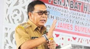 Dilantik Besok, Bupati JS Pilih Rohaniawan Jemaat Kecil Dampingi Anggota DPRD Mitra
