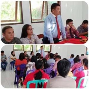Dinsos Minahasa Tenggara Lakukan Verifikasi dan Pemutakhiran Data PKH di Kecamatan Posumaen