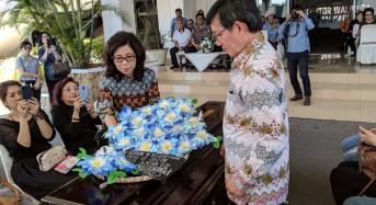 GSVL: Pengabdian Almarhum Drs Lexi H.J Prok Jadi Kebanggaan Pemkot Manado