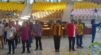 Besok, 30 Anggota DPRD Minsel Periode 2019-2024 Resmi Bertugas