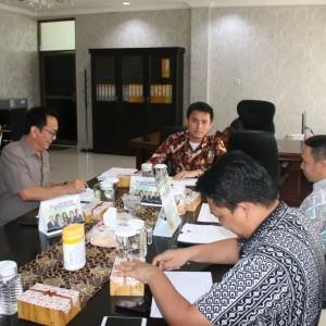 Rapat Pimpinan DPRD Tomohon membahas 7 agenda