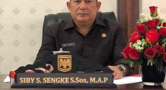 Pimpinan DPRD Minahasa akan Dilantik Ketua PN Tondano