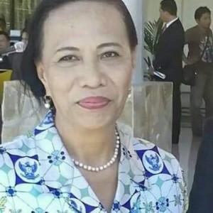 Kepala SKB PNFI Wilayah Kecamatan Motoling Raya dan Kumelembuai, Diknas Kabupaten Minsel Reyfianeke Oroh