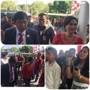 JS-DLR Jadi Menarik Perhatian Pada Pelantikan Anggota DPRD Sulut