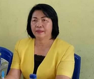 Kadis Sosial Pemkab Minsel Sofie Sumampow
