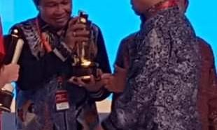 Kota Bitung Kembali Raih Penghargaan Wahana Tata Nugraha