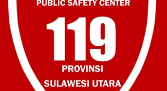 HUT ke-55 Provinsi Sulut, OD – SK Luncurkan 'PSC 119'