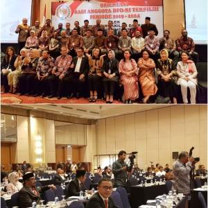 Orientasi Anggota DPD-RI 2019-2024