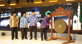Didampingi Wagub Kandouw, Menag Lukman Hakim Buka KSM 2019
