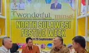 Sulut Expo 2019, Pemkab Minsel Promosi Potensi SDA dan Pariwisata
