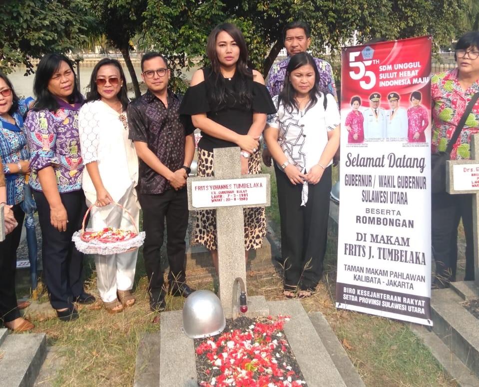 Ziarah di TMP Kalibata Jakarta