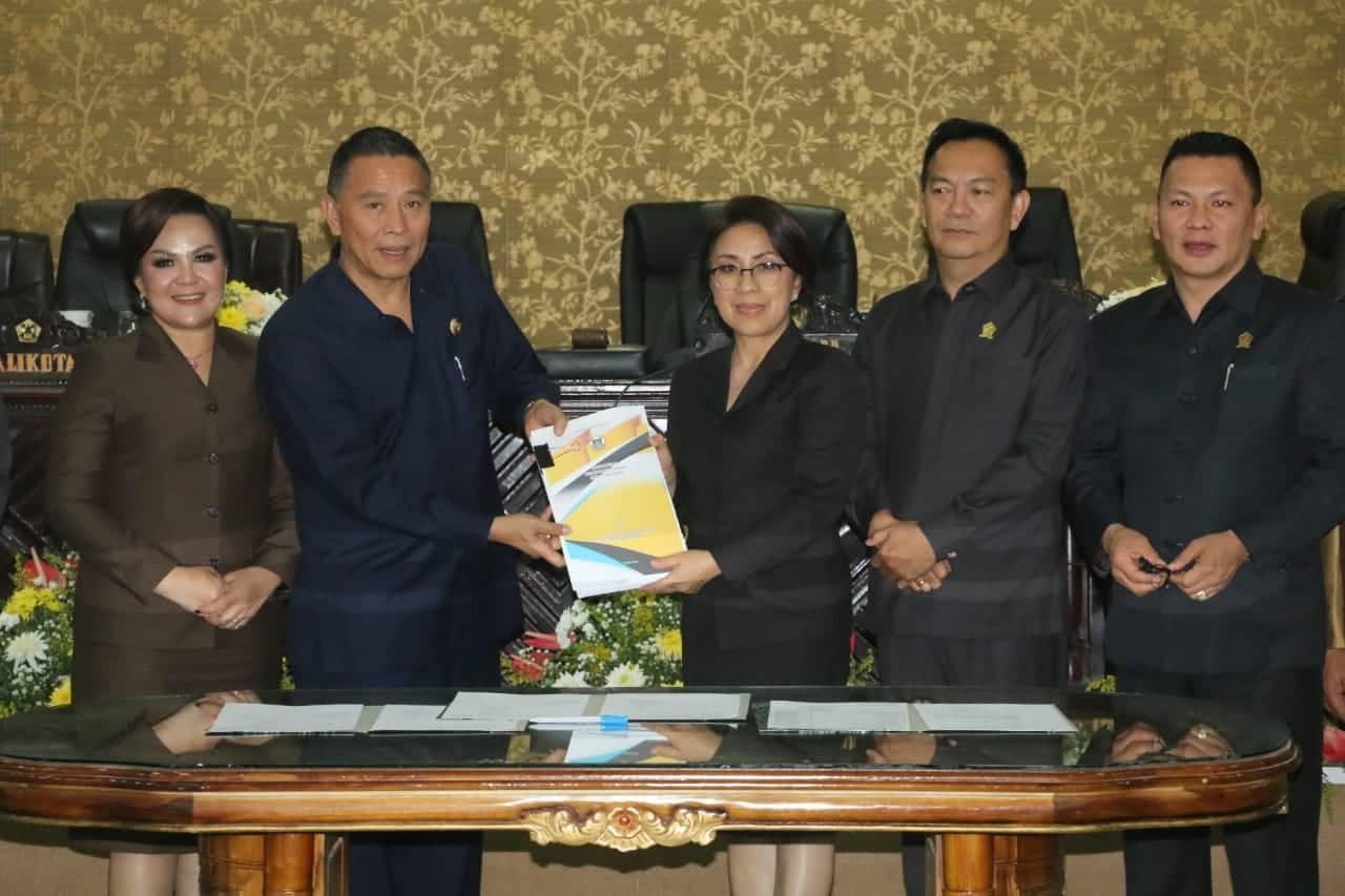 APBD 2020, tugas terakhir DPRD Tomohon periode 2014-2019
