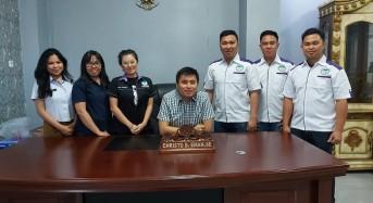Ketua DPRD Tomohon Terima Kunjungan Forum Pelita