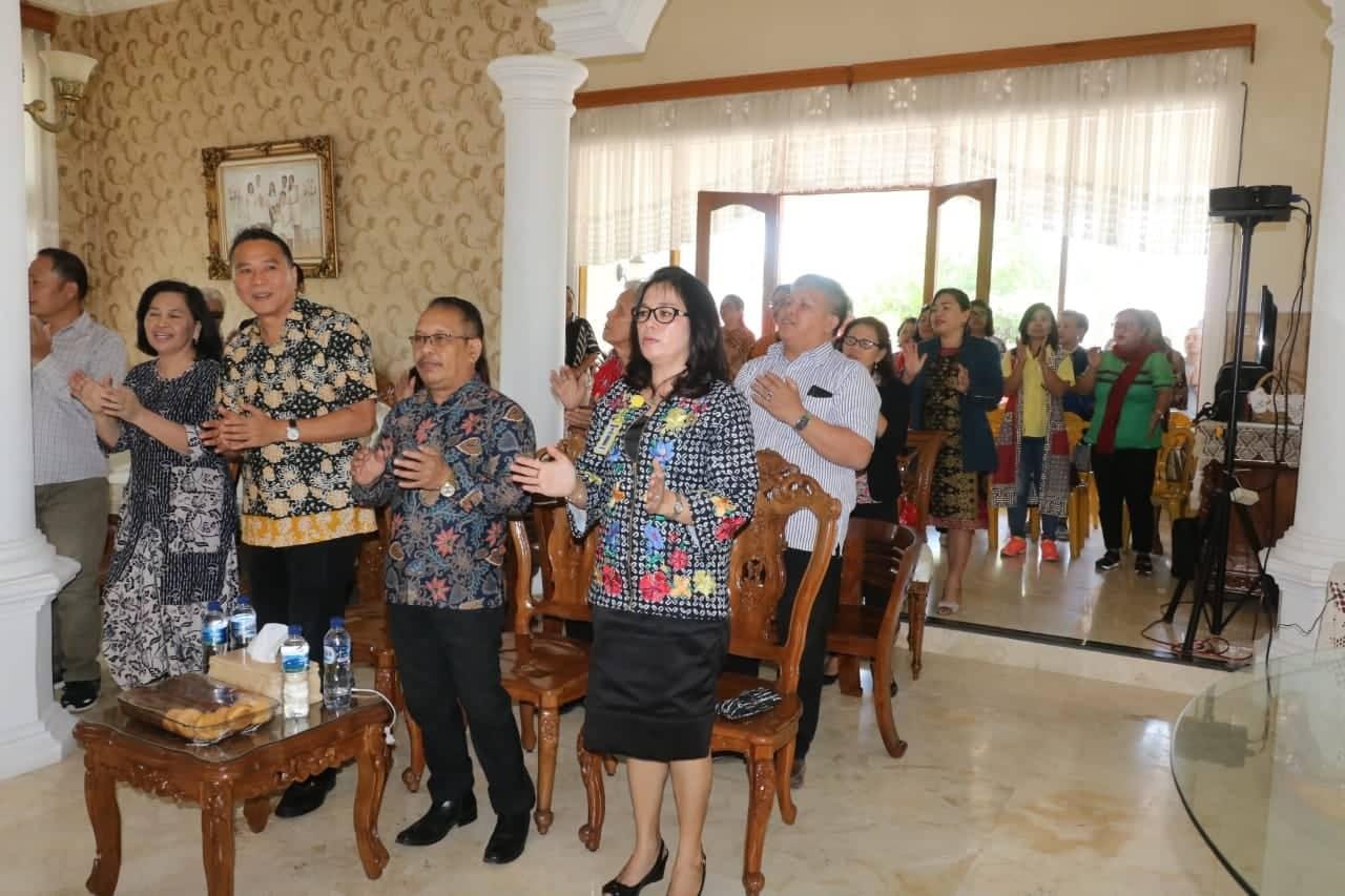 Prayer Gathering Regional Sulut-Jaringan Doa Nasional