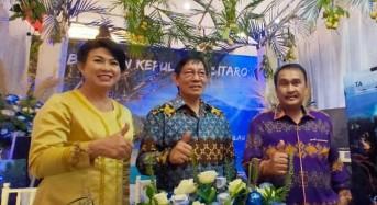 Kota Manado 'Jual' Potensi Wisata di Sulut Expo 2019