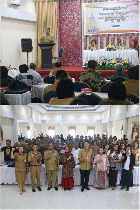 Workshop Manajemen Penyelenggaraan Festival Platform Indonesiana