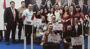 Pemilu 2019 Sukses, KPU Tomohon Apresiasi Keterlibatan Stakeholder
