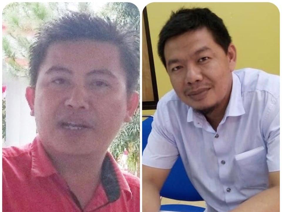 Dua wartawan di Mitra yang ikut Pemilihan Hukum Tua