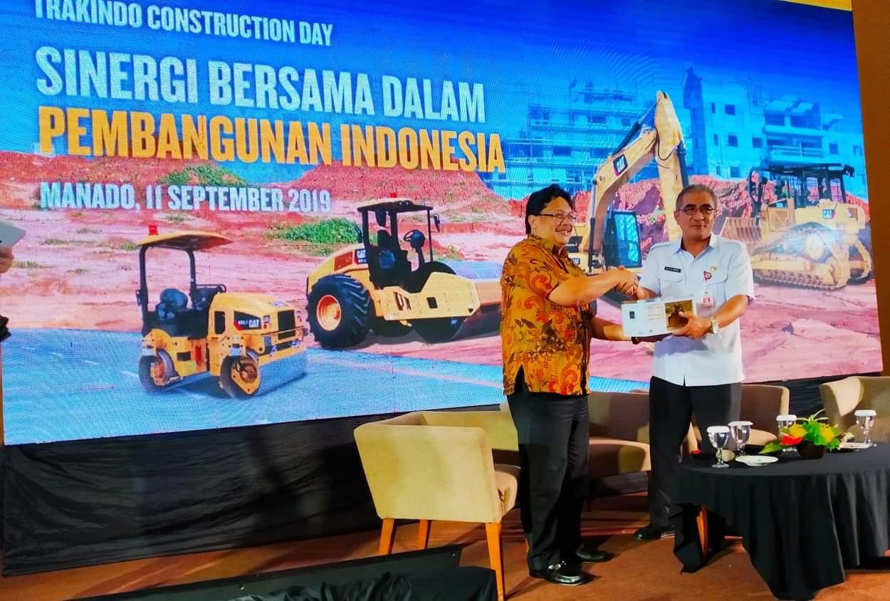 Trakindo Construction Day Dorong Kualitas Pekerjaan Konstruksi Bertaraf Internasional