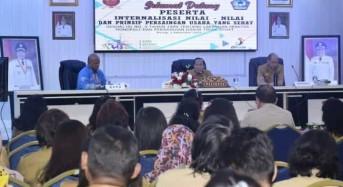 Walikota Bitung Sambut Baik Sosialisasi dan Advokasi KPPU