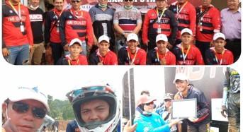 Gemilang di Pra PON Banten, Crosser Binaan James Sumendap Menuju PON XX 2020 Papua
