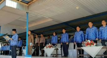 Pangemanan Irup Peringatan HUT ke-55 Provinsi Sulut