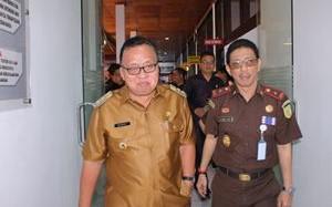 Wabup RD Sambut Kunjungan Kajati Sulut di Minahasa