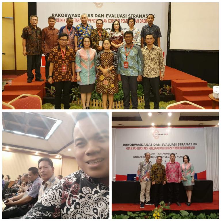 Rakor Wasdanas di Solo Jawa Tengah