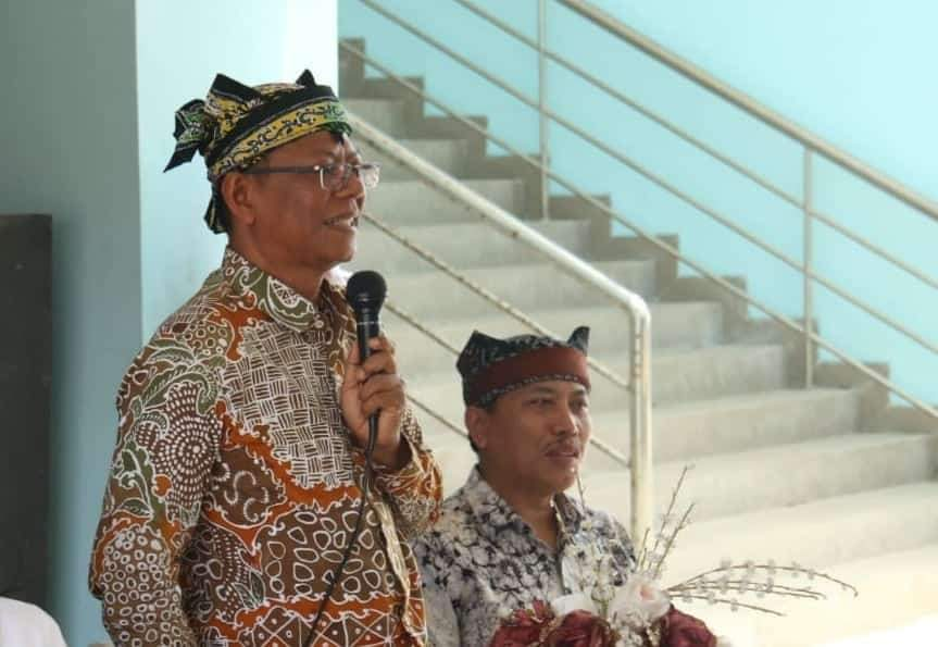 Staf Ahli Bupati Banyuwangi Bidang SDM, H. Dwiyanto