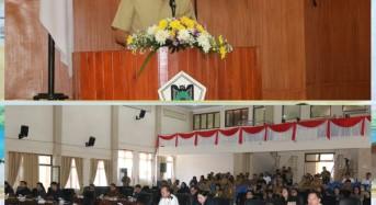 Wali Kota Berharap Eksekutif-Legislatif di Tomohon Terus Bersinergi