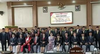 Tingkatkan Kapasitas, 30 Anggota DPRD Minsel 2019-2024 Ikuti Masa Orientasi