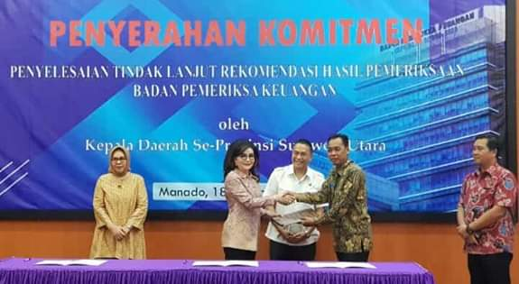 Bupati CEP Ingatkan SKPD Tindaklanjuti Rekomendasi BPK