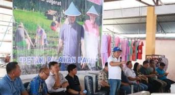 Hari Pangan Sedunia, Walikota Bitung Himbau Petani Berinovasi