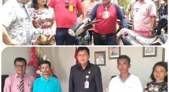 Pemkab Mitra Bentuk Tim Terpadu Penebangan Cengkih Oknum Hukum Tua Desa Kali Oki
